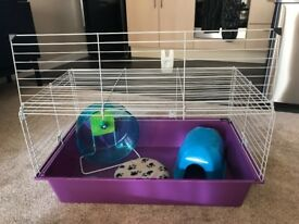 Ferplast Rodent Cage + Accessories