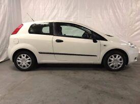 2009 Fiat Punto 1.4 8v Active Hatchback 3dr *** Full Years MOT ***