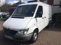 **Merc Sprinter 208d*12 month MOT**£750**