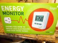 Energy monitor.