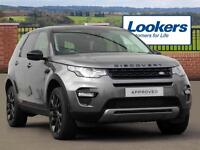 Land Rover Discovery Sport SD4 HSE LUXURY (grey) 2015-04-20
