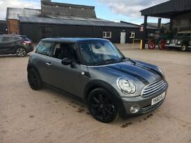 2010 MINI Cooper 1.6 Hatch, low mileage