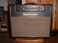 Blackstar HT20 Studio Upgraded Valve Amp Combo Mojotone Grillcloth & Celestion 70/80 Speaker