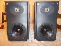 JBL 4206 Passive monitors with Titanium tweeters in great condition