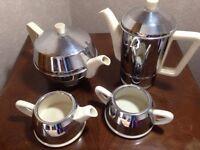 """Art Deco Tea Service """"EverHot"""" c1930s"""