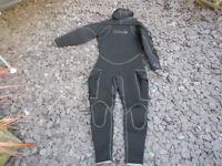 Semi-Dry Wetsuit