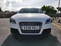 Audi TTS 2.0tfsi 272bhp white ++ cambelt done ++ tt ttrs cayman gti - px swap for diesel