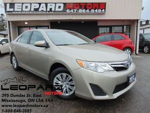 2013 Toyota Camry LE,Camera,Bluetooth,No Accident*(1)Owner*
