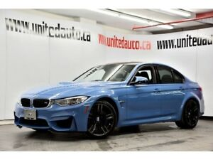 2015 BMW M3 M3 CARBON FIBRE - NAV - HEADS UP DISP. - CAMERAS