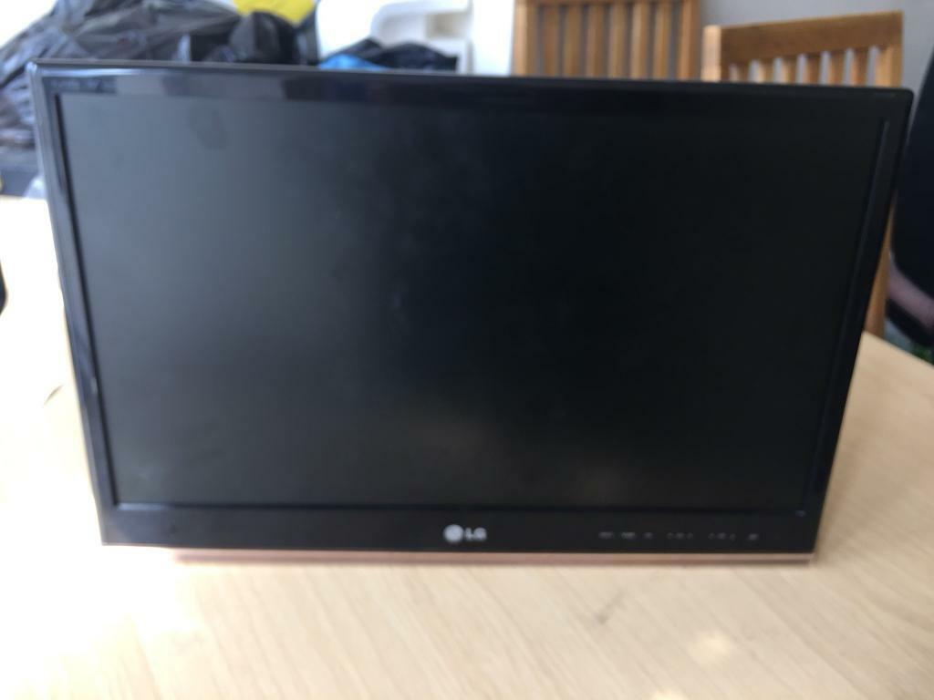 22 inch Full HD LED LG TV freeview And HDMI comes with remote very good  condition | in St George, Bristol | Gumtree