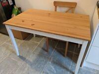 Kitchen table £40