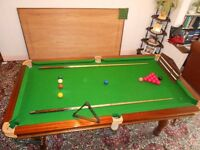 Tradition Allience 6ft Snooker Table
