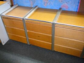 25 mobile chest of drawer pedestals