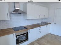NEWLY BUILT LARGE 2 DOUBLE BEDROOM FLAT IN BROMLEY. ALL BILLS INCLUDED 5 MINUTES TO BROMLEY NORTH ST