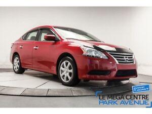 2013 Nissan Sentra 1.8 S BLUETOOTH, MAGS, REGULATEUR