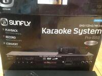 Sunfly Karaoke System