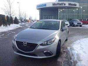 2015 Mazda MAZDA3 GX - AUTO, AIR, BLUETOOTH