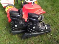 Size 8 rollerblades (adult)
