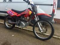 125cc Pitbike Honda crf 110 Rep
