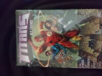 Titans old friends hardcover graphic novel