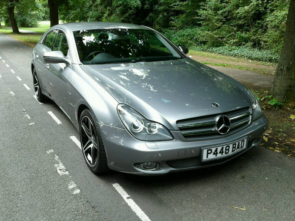Find the best used cars in the uk for cheap 2010 with a private plat mercedes cls 350 grand edition coupe semi auto with service
