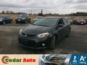 2014 Toyota Corolla S -  Managers Special London Ontario image 1
