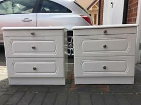 Wooden Drawers x 2