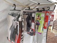 BRAND NEW EXDISPLAY HALLOWEEN PARTY COSTUMES FROM COSTUME SHOP