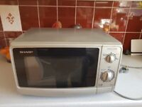 Sharp 800w Microwave