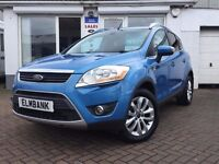 2009 59 Ford Kuga 2.0TDCi 4x4 Titanium~LOW MILES WITH FULL SERVICE HISTORY~