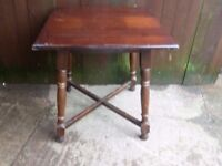 square pub table Delivery Available £15