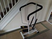 Cross Trainer - STEP MACHINE