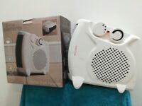 Coolling/heating fan 2000W with warranty