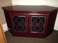 To unit for sale for £10 glass front doors.