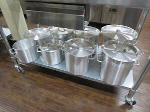 Brand New Stock Pots