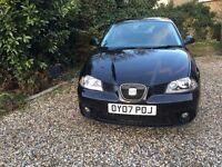 Seat Ibiza 1.4 16v Sport 3dr £2,250 p/x welcome LOW MILEAGE * 6 MTHS WARRANTY
