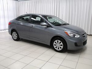 2017 Hyundai Accent NOW THAT'S A DEAL!! SEDAN w/ FRONT WHEEL DRI