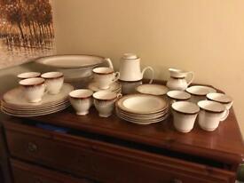 Royal Grafton fine bone China tea set