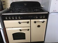 SSTC - Rangemaster Classic 90 Electric oven and Gas Hob Range