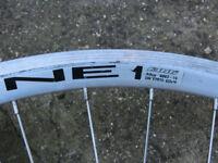 Pair Shimano Nexave Hub Brake Bike Wheels - Ascot Berkshire