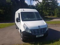 RENAULT MASTER 125.35 MWB 60 2010 PX POSSIBLE
