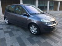 LHD Renault Scenic, French registered