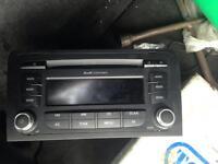 Audi A3 Audi concert double din CD MP3 player