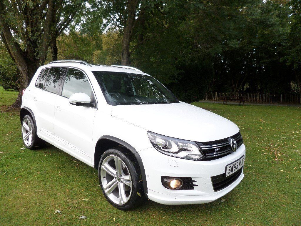 2014 volkswagen tiguan 2 0tdi r line bluetech in armagh. Black Bedroom Furniture Sets. Home Design Ideas