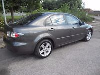 (2007)MAZDA 6 ,TS,1.8.CC,FIVE DOOR HATCHBACK...TEL,07984263176......