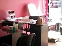 Nail stations to let - ( Self employed nail technicians)