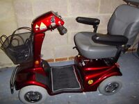 6MPH Large rascal mobility scooter, TWIN SPEED lights hazzards etc. Swindon. deliver in 10 miles.