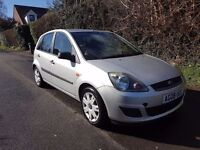 2008 '08' Ford Fiesta 1.25 Style Climate Genuine 70k Long Mot