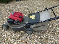53cm Petrol Lawnmower with 5.5hp Honda Engine