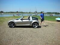 Beatiful car fantastic drive 2 seater smart roadster coupe